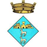 Escut Ajuntament de la Pobla de Cérvoles.