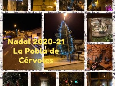 Bon Nadal i un feliç any nou 2021