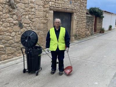 Nou servei de manteniment dels carrers